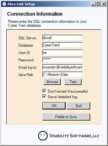 FoxPro Direct Connection - Cyber Train